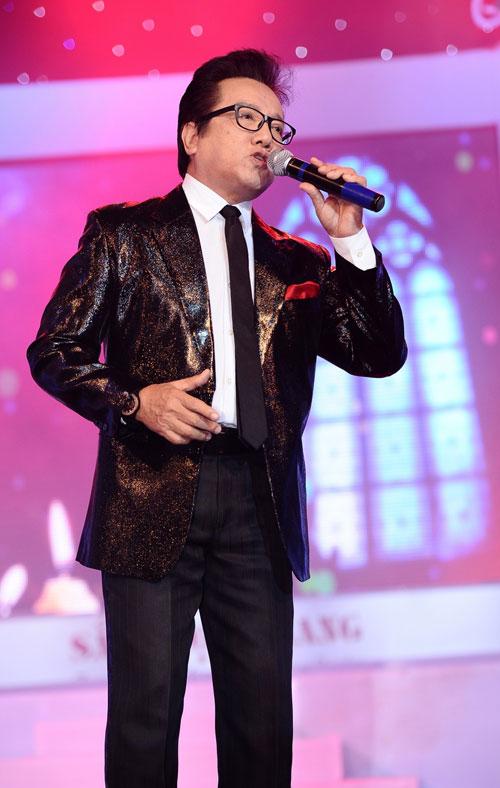 Elvis Phương da diết với nhạc giáng sinh - 3
