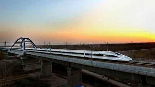 Hoàn tất tuyến đường sắt cao tốc dài nhất TG - 1