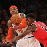 Thể thao - NBA: New York Knicks lạc nhịp