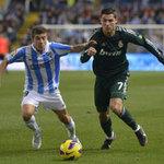 Bóng đá - Malaga - Real: Hiệp 2 giàu cảm xúc