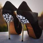 Thời trang - 5 phút tự chế giày Miu-Miu cực xinh