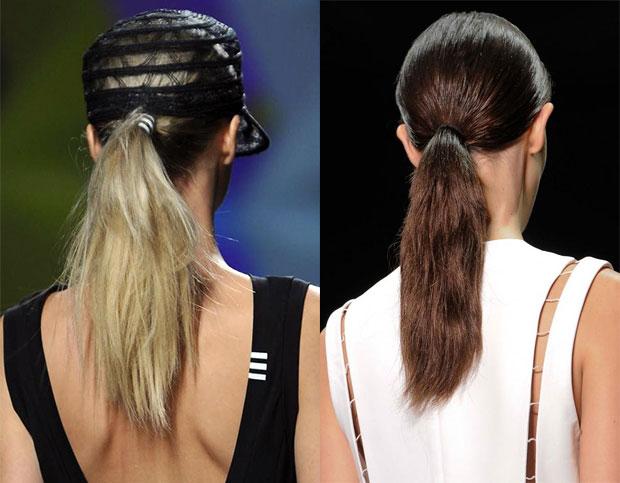 Biến tấu với tóc cột đuôi ngựa - 13