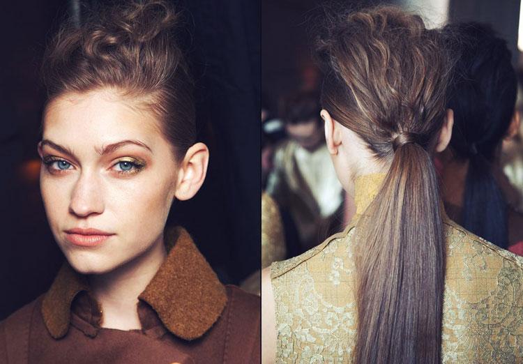 Biến tấu với tóc cột đuôi ngựa - 11
