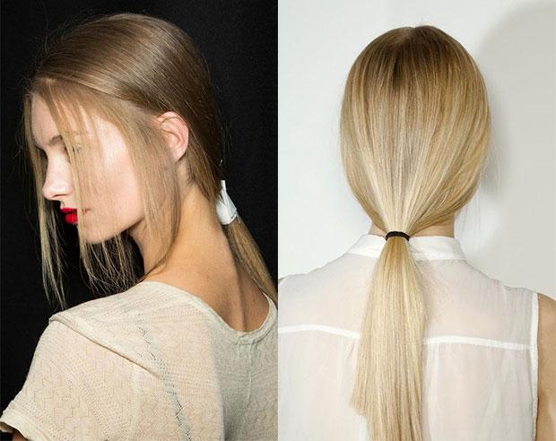 Biến tấu với tóc cột đuôi ngựa - 15