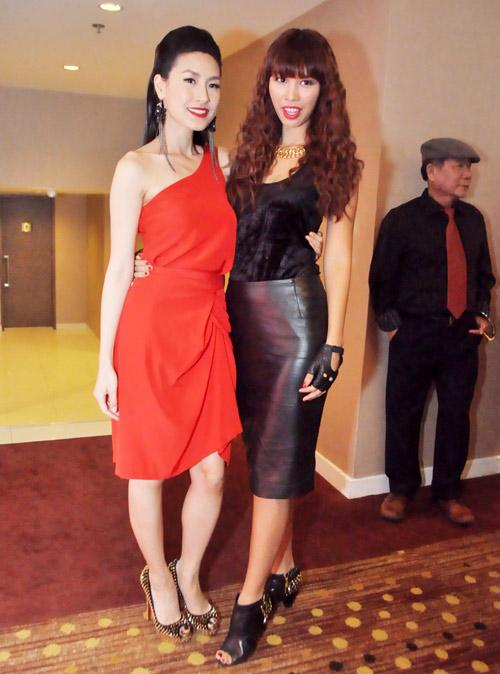 Mỹ nữ Việt và Âm mưu giày gót nhọn - 8