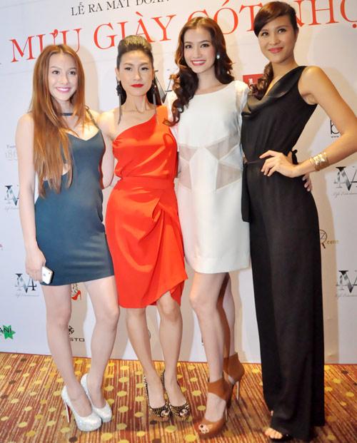 Mỹ nữ Việt và Âm mưu giày gót nhọn - 2