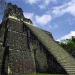 """Đền thờ Maya tàn tạ sau  """" ngày tận thế """""""