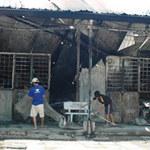 Tin tức trong ngày - Cháy trường, hơn 1.200 học bạ bị thiêu rụi