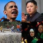 Tin tức trong ngày - 10 sự kiện thế giới nổi bật 2012