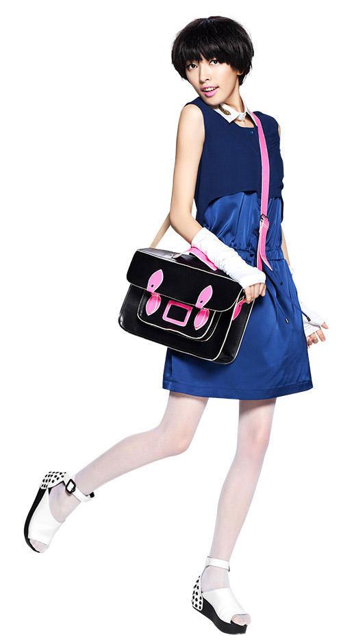 Chọn túi xách phù hợp với trang phục - 5