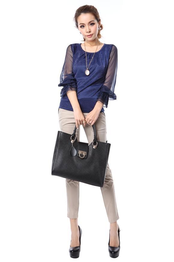Chọn túi xách phù hợp với trang phục - 3