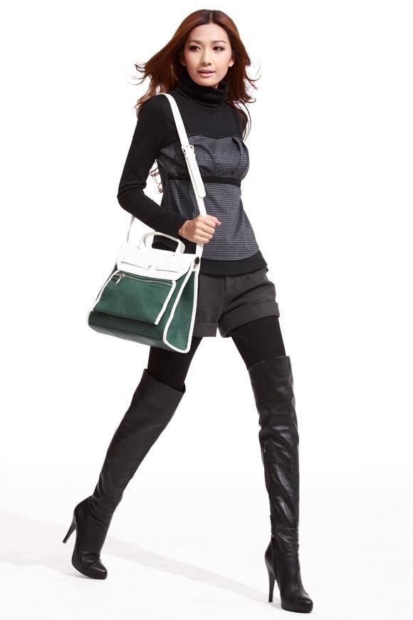 Chọn túi xách phù hợp với trang phục - 9