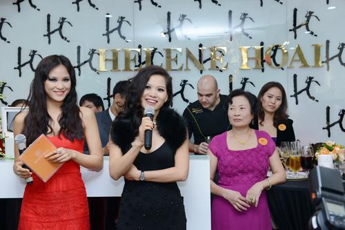 NTK Helene Hoài khai trương showroom mới - 1
