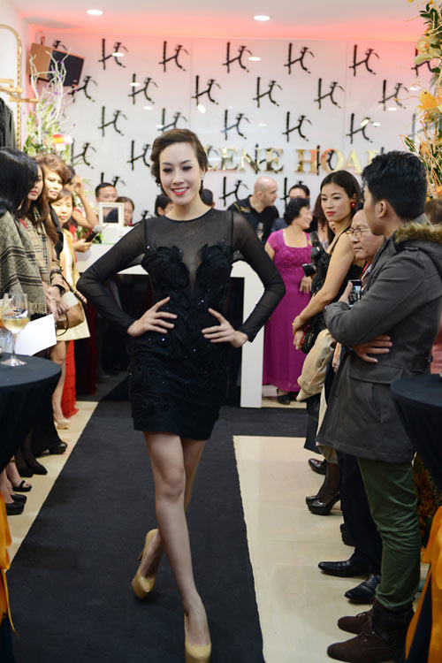 NTK Helene Hoài khai trương showroom mới - 11