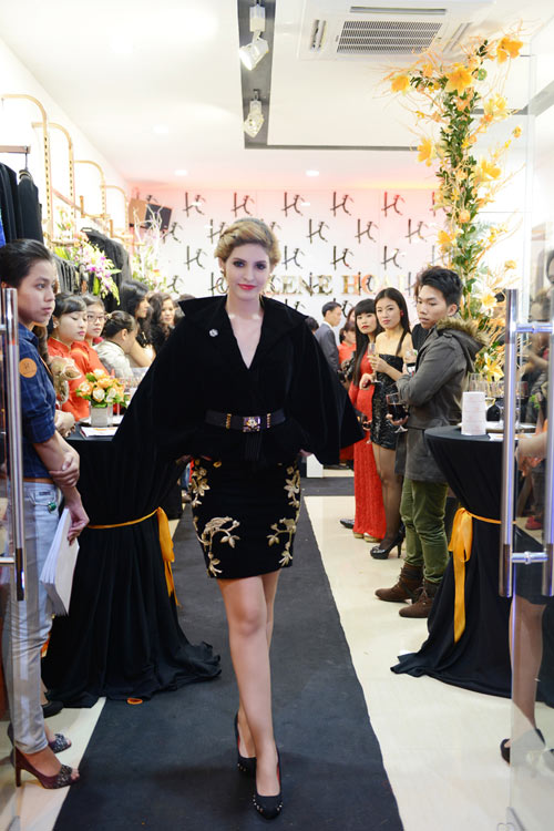 NTK Helene Hoài khai trương showroom mới - 8