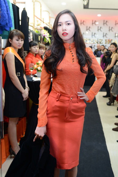 NTK Helene Hoài khai trương showroom mới - 13