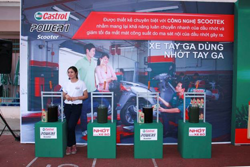 S Party – Ngày hội Castrol Power 1 Scooter - 2