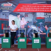 S Party – Ngày hội Castrol Power 1 Scooter