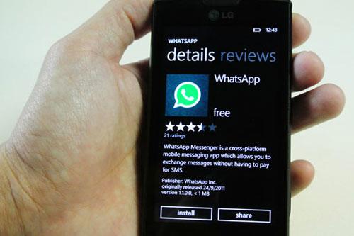 Siết phần mềm gọi điện miễn phí qua mạng Internet - 1