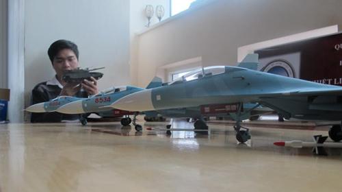 Kinh ngạc thú chơi mô hình quân sự - 8