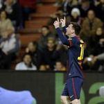 10 siêu phẩm của Messi năm 2012