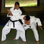 Thể thao - Video: Karate đọ sức với Judo