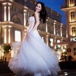 Thời trang - Áo cưới lộng lẫy cho nàng dâu trẻ