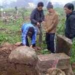 Tin tức trong ngày - HN: Nhiều ngôi mộ bất ngờ bị đào trộm
