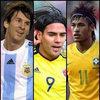 Messi, Neymar top 10 bàn đẹp nhất TG 2012