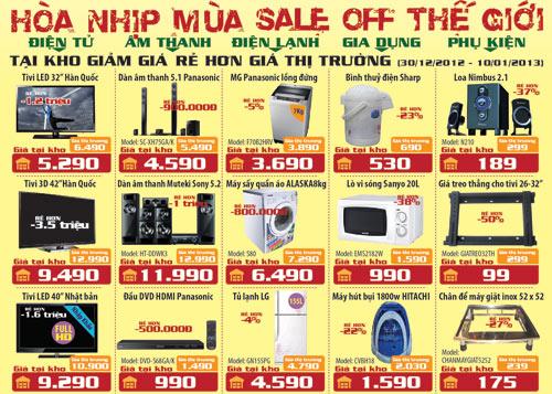 Khai trương Topcare Outlet - Bán hàng giá rẻ tại kho - 2