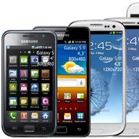 Samsung tung 510 triệu điện thoại năm 2013