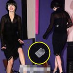Thời trang - Mỹ nhân Hàn mất điểm vì lộ... mác áo