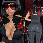 """Thời trang - Nicki Minaj """"khủng bố"""" khán giả"""