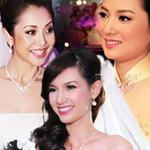 Phim - Mỹ nhân Việt bụng bầu ngày cưới năm 2012