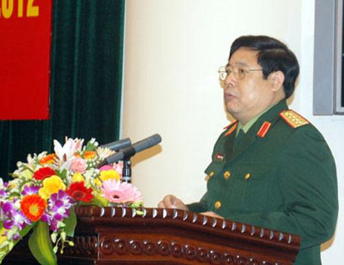 Bộ Quốc phòng tổ chức phong hàm cấp tướng - 1
