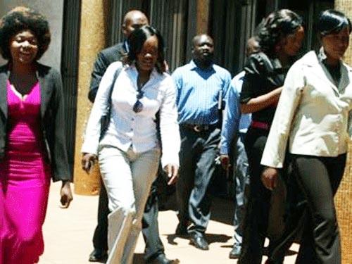 Bí ẩn sau các vụ nữ hiếp nam ở Zimbabwe - 1