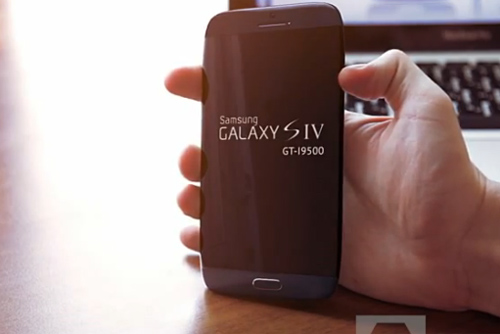 Xuất hiện video Samsung Galaxy S4 - 1