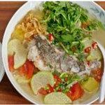 Ẩm thực - Đưa cơm hảo hạng cá mú nấu chua