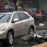 An ninh Xã hội - Mở cửa xe Lexus, gây tai nạn chết người
