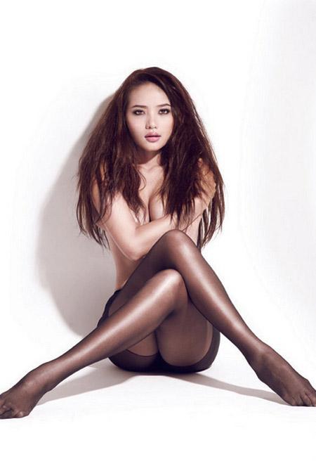 25 sao Việt chụp khỏa thân đẹp nhất 2012, Thời trang,
