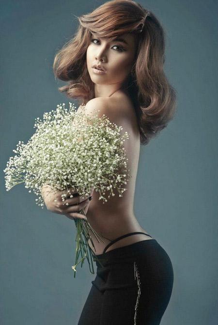 25 sao Việt chụp khỏa thân đẹp nhất 2012 - 10