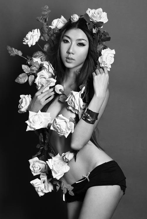 Sao Việt chụp nude đẹp nhất 2012 (P.2), Thời trang,