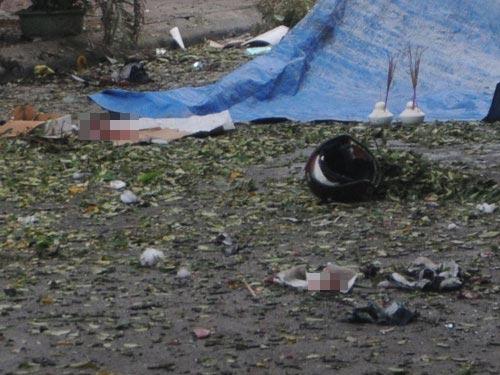 Vụ nổ Bắc Ninh: Tan xác khi đi trả thù - 1