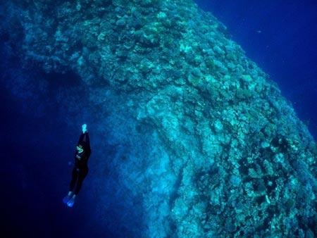 Quyến rũ 3 'hố nước xanh' ảo diệu nhất thế giới - 3