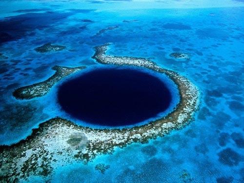 Quyến rũ 3 'hố nước xanh' ảo diệu nhất thế giới - 7