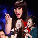 Ca nhạc - MTV - Mỹ Tâm choáng với Hương Giang