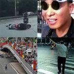 """Tin tức trong ngày - 5 clip giao thông """"hot"""" nhất năm 2012"""