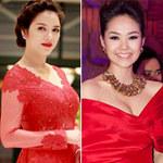 Dàn sao  bự  và sắc váy đỏ quyến rũ nhất