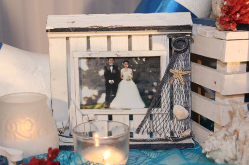 Thu Ngọc (Mây Trắng) rạng rỡ ngày cưới - 15