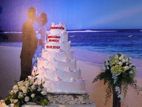 Thu Ngọc (Mây Trắng) rạng rỡ ngày cưới - 16